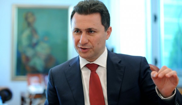 President Macedonië: Amerika achter crisis in mijn land