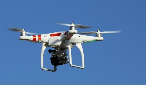 De Staat gedaagd om drone-gebruik journalisten