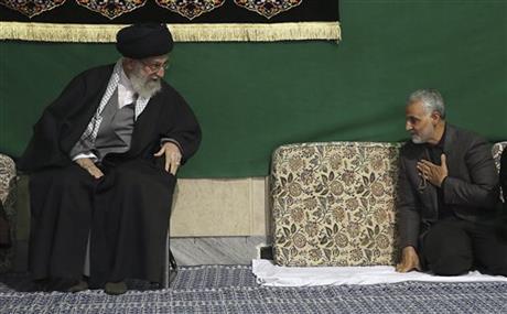 Iran: Amerika heeft niets te willen..