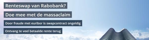 Stichting Renteswapschadeclaim dagvaardt 111 Rabobanken
