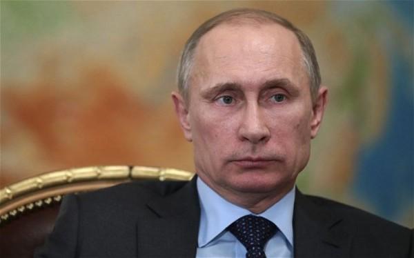 Poetin: Oekraïne heeft zionistische agenda