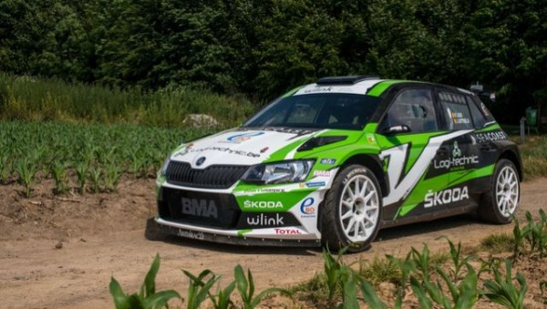 Freddy Loix wint rally van Ieper voor de tiende keer