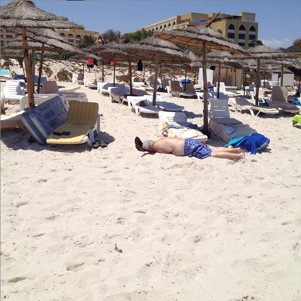 Mogelijk Nederlandse slachtoffers aanslag hotel Tunesië