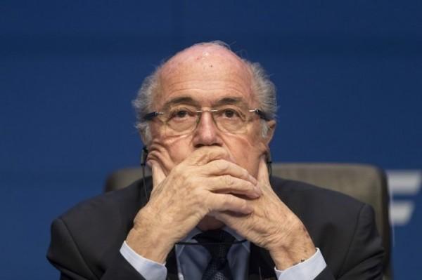 Blatter moest zich verantwoorden voor grootschalige fraude