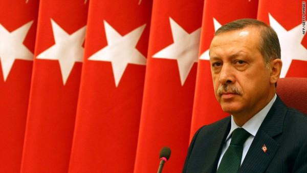 Erdogan gaf bevel om het Russische vliegtuig neer te schieten