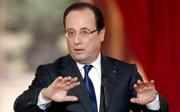 """Franse president noemt Grieks referendum een """"soevereine keuze."""""""