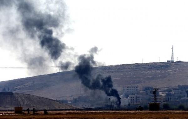 22 doden bij luchtaanval coalitie op Raqqa