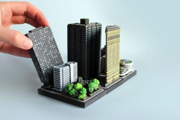 Nederlandse Start-up verkoopt miniatuur gebouwen over de hele wereld