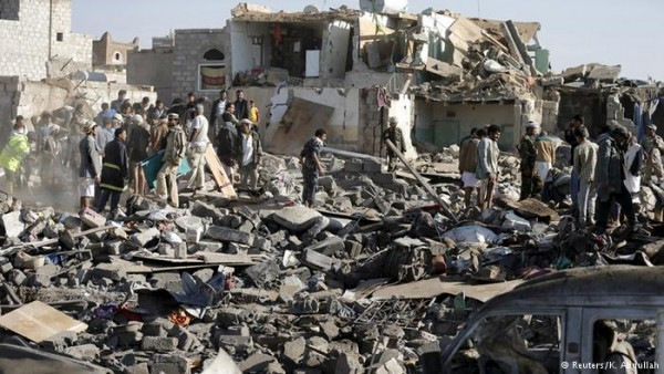 Minstens 30 burgerdoden bij Saoedische luchtaanvallen Jemen