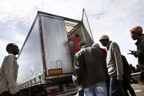 Vluchtelingencrisis Calais is Europees probleem