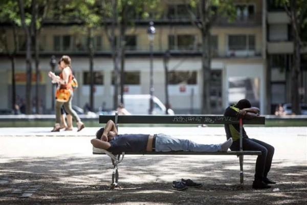 Zevenhonderd doden extra bij hitte Frankrijk