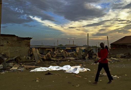 Zuid-Soedan: Leger rijdt met tanks over burgers