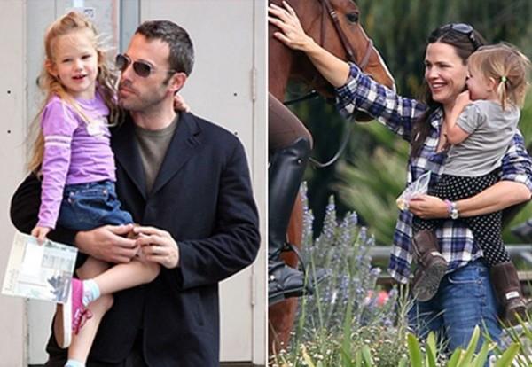 Hollywoodkoppel Ben Affleck en Jennifer Garner uitelkaar