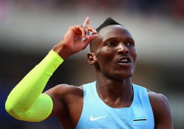 Beste wereldjaarprestatie op 400 meter voor Isaac Makwala