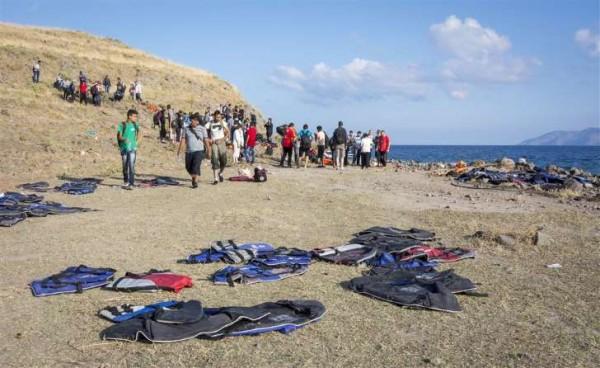 Stichting Vluchteling te hulp op Lesbos