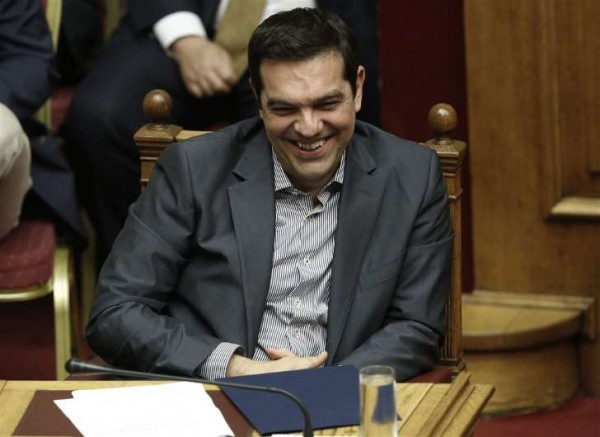 Dijsselbloem legt de Grieken de strop om de keel