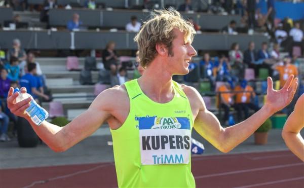 Kupers in recordtijd naar WK op 800 meter