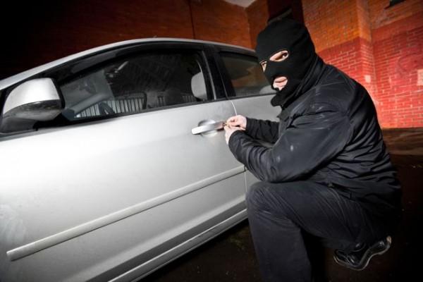 7% minder auto's gestolen in eerste half jaar 2016
