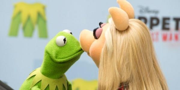 Wereldberoemd showbizzkoppel uitelkaar.. Miss Piggy en Kermit gaan scheiden