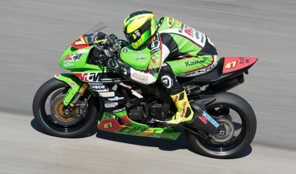 Rob Hartog rijdt sterke inhaalrace in Jerez Spanje