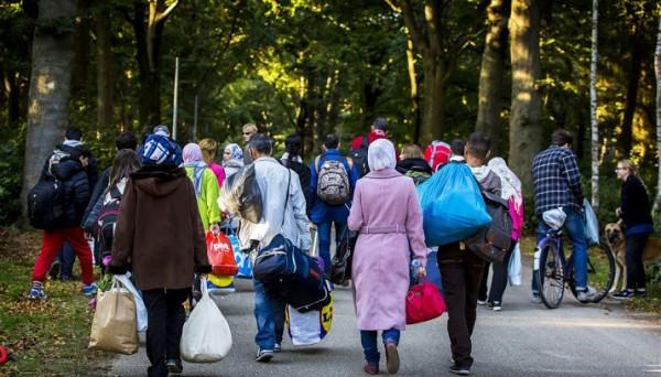 Vluchtelingen toch terug naar tentenkamp Nijmegen