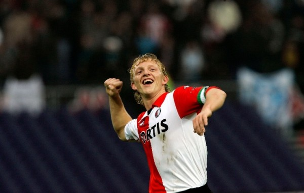Feyenoord kansloos voor de titel