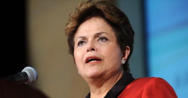 Braziliaanse presidente Dilma Rousseff: oppositie pleegt staatsgreep