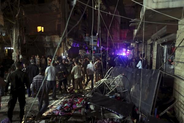 Iedereen herdenkt Parijs, maar niemand Beiroet.