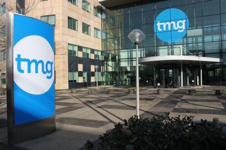Telegraaf sluit hoofdkantoor Holland Media Combinatie