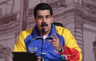 Maduro legt Venezuela nog steviger zijn wil op,referendum gaat niet door.