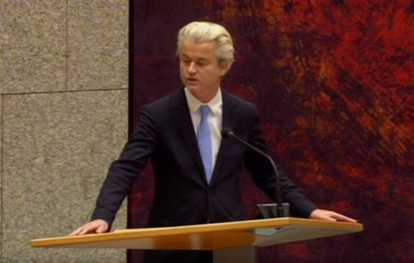 Wilders: 'Rutte is terreurvriend'
