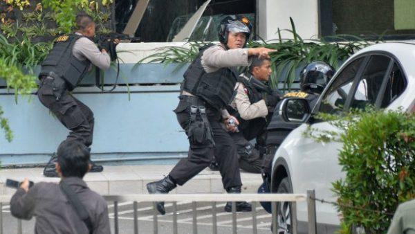 Nederlander onder doden aanslag Jakarta