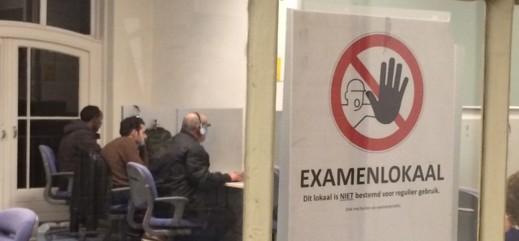 Eerste vluchtelingen Haarlem doen examens Nederlands