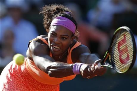 Verlies halve finale kost Serena Williams eerste plaats wereldranking