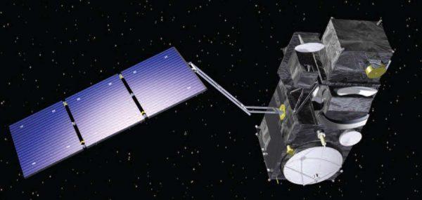 Europese satelliet door Rusland de ruimte ingeschoten