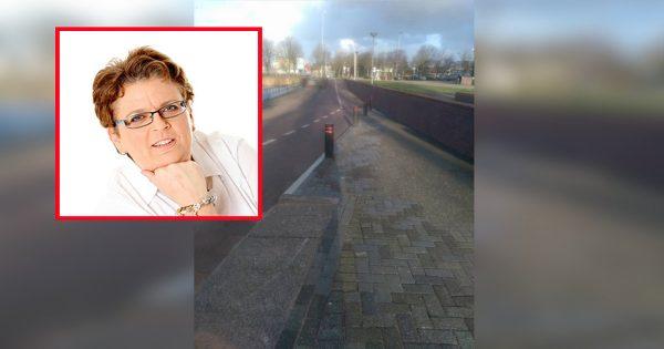 Slechtziende zijn in Beverwijk is geen pretje (video)
