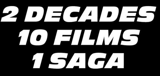 Wij zijn nog lang niet verlost van de F&F films, deel 9 en 10 komen er aan.