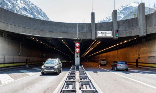 Gotthardtunnel krijgt 2e tunnelbuis