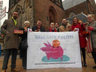 SP blij met waardevermeerderingsregeling Groningen