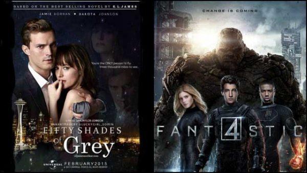 Fifty shades of Grey krijgt 5 Razzies voor slechtste film en acteerprestaties