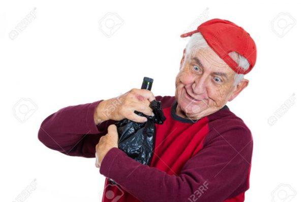 KBO: alcoholverbod senioren voor scootmobiel