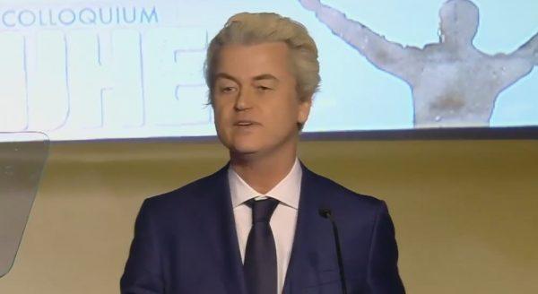 Geert Wilders in Brussel: De Patriottische Lente