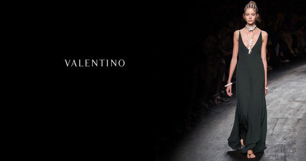 Modehuis Balmain overgenomen door Valentino