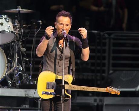 Bruce Springsteen annuleert concert vanwege anti-transgenderwet in North Carolina