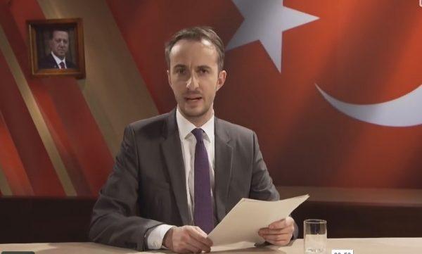 Erdogan wil Duitse satiricus vervolgen (video)