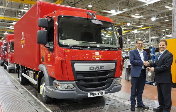 Honderden miljoenen euro's boete voor Europese vrachtwagenfabrikanten
