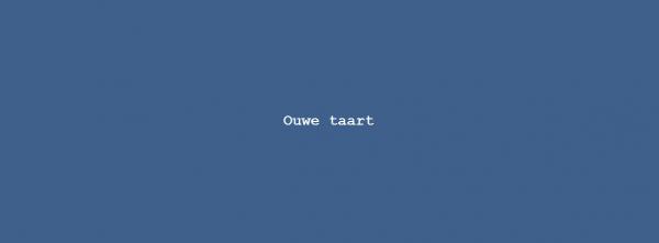 Column Nadine Swagerman – Ouwe taart
