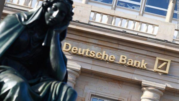 Hoofdeconoom Deutsche Bank praatje gedaan, bonus verdiend.