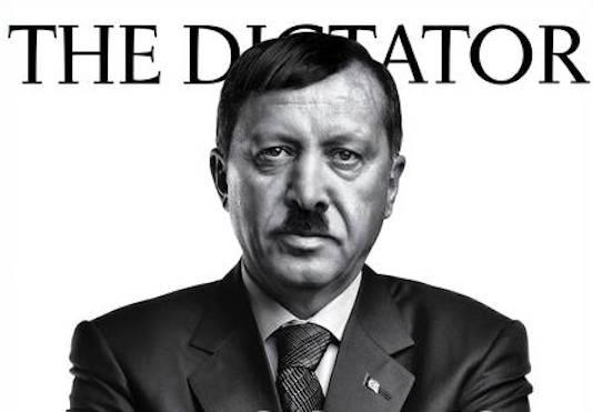 Erdogan nu alleenheerser na monddood maken media