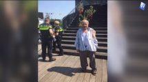 Haarlemse Imam zwaar mishandeld door Erdogan-fanboys